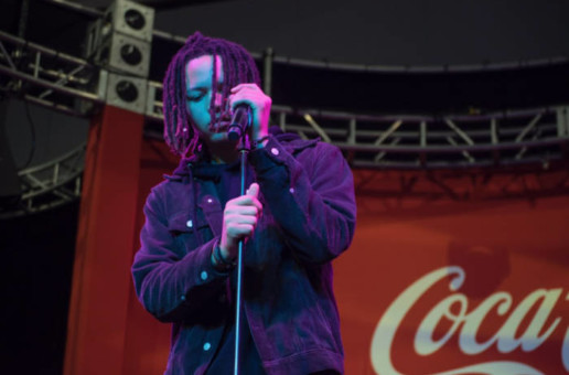 Rising Star Domani Tears Down The BETX Coca-Cola Stage During the 2018 BET Awards in LA