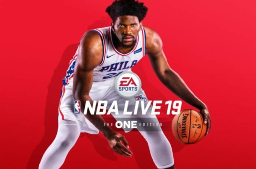 The One: Philadelphia 76ers Star Joel Embiid Graces The Cover Of NBA Live 19