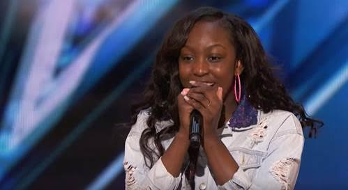 14-Year-Old Flau'jae Performs Emotional Rap About Gun Violence on America's Got Talent (Video)