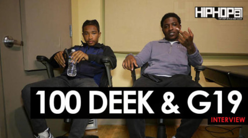 g19-100-deek-int-500x279 G19 & 100 Deek Interview with HipHopSince1987