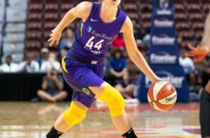 She's Back: The Los Angeles Sparks Sign Karlie Samuelson For The Remainder of the Season