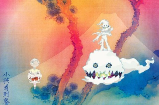 Kanye West & Kid Cudi – Kids See Ghosts (Album Stream)