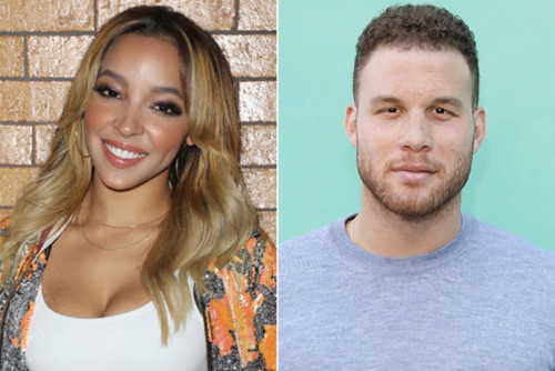 tinashe-blake-griffin-500x334 Tinashe and Blake Griffin Seen Partying Together In Vegas!