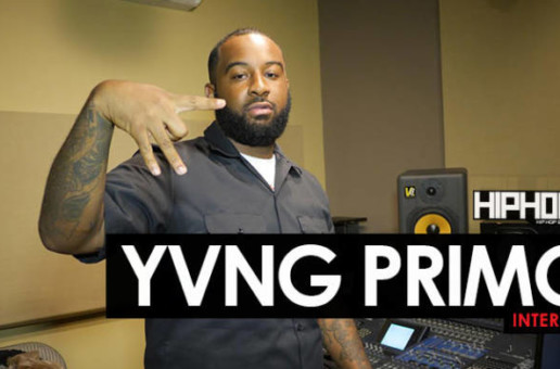 Yvng Primo Interview with HipHopSince1987