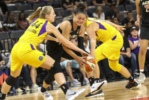 10772182_web1_bklacesweb-500x335 Regaining Their Spark: The Los Angeles Sparks Defeat The Las Vegas Aces (87-71)