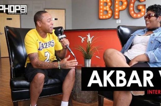 Akbar V Talks Her Project 'The Coldest Summer', Working with Trouble, Derez De'Shon & 21 Savage, Young Money and More (Video)