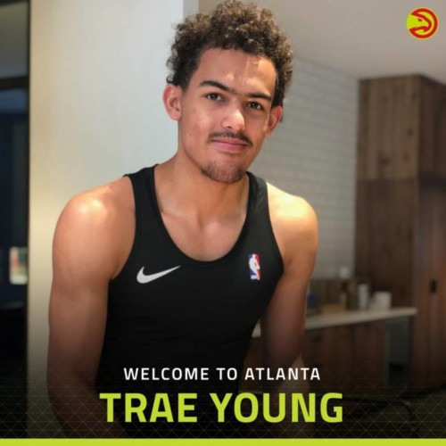DhBx4nJUEAAEVzc-500x500 Signed, Sealed & Ready To Work: Atlanta Hawks Sign Kevin Huerter, Omari Spellman and Trae Young