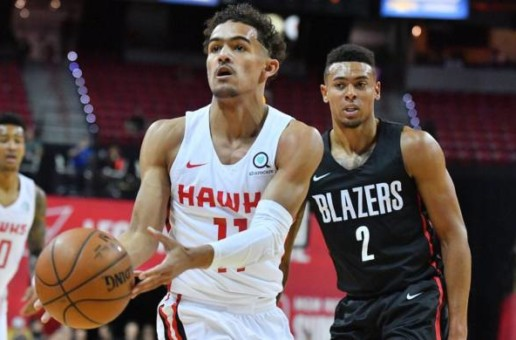 Trae Young Talks Adidas, His Own Shoe, Donovan Mitchell, The WNBA & the 2018 NBA Summer League (Video)