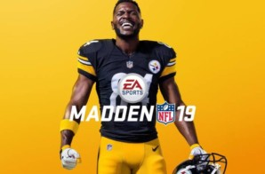 Wave Your Flags Steelers Nation: Antonio Brown Revealed as the Madden 19 Cover Athlete