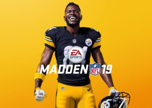 Dians0-U0AA8mEv-500x354 Wave Your Flags Steelers Nation: Antonio Brown Revealed as the Madden 19 Cover Athlete
