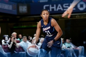 Atlanta Dream Star Renee Montgomery Set to Participate in 2018 WNBA Three-Point Contest