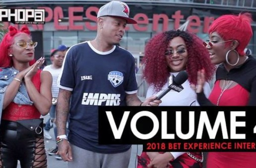 "Volume 4 Talks Their Records ""Catch A Vibe"" & ""Body Work"", Their Upcoming Project, Dream Music Collaborations & More (Video)"