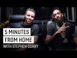 download-2-4 Nipsey Hussle & Stephen Curry | 5 Minutes from Home (Hip Hop & Life Debate)