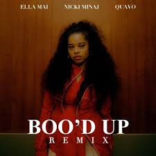Ella Mai – Boo'd Up (Remix) ft. Nicki Minaj & Quavo