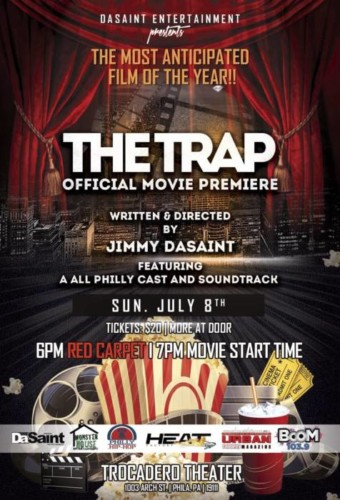 "image1-1-340x500 ""The TRAP"" Red Carpet & Movie Premiere THIS SUNDAY ! 7/8/18"