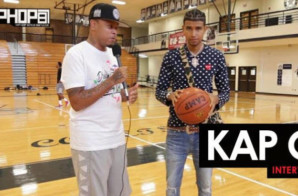 Kap G Talks New Music with Gunna & Ty Dolla Sign, His Upcoming Project, Lou Williams & More (Video)