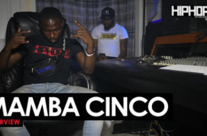 Mamba Cinco Interview with HipHopSince1987