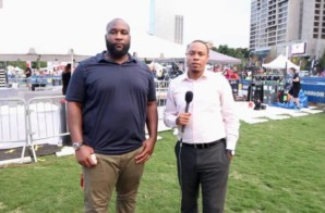 Marcus Spears Talks the 2018 NCAA Football Season, LeBron James & the Lakers, Super Bowl 53 & More (Video)