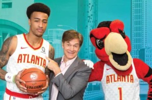 Sharecare & the Atlanta Hawks Honored with the 2017-18 NBA Partnership of the Year Award