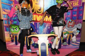 TEEN TITANS GO! TO THE MOVIES with Ayo & Teo at Special Atlanta Screening (Photos)