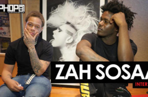 "Zah Sosaa ""Already Paid"" Interview with HipHopSince1987"