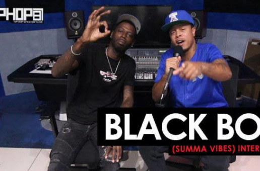 "Black Boe Talks His Upcoming Project ""Summa Vibes"", Working with Sonny Digital & More (Video)"