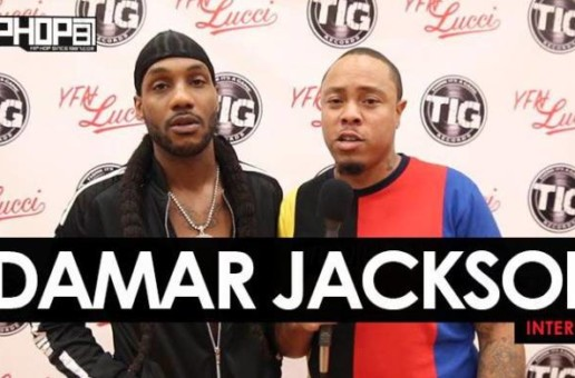 Damar Jackson Talks His Upcoming Project, The Saints Super Bowl Chances, Touring, New Music with YFN Lucci & More (Video)