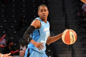 Atlanta Dream Star Tiffany Hayes Named WNBA Month of the Month
