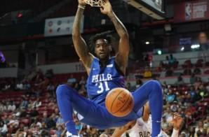 Here They Come: The Philadelphia Sixers Have Signed Norvel Pelle