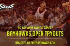 Hoop Dreams: The Erie BayHawks Are Set to Hold Open Tryout in Atlanta