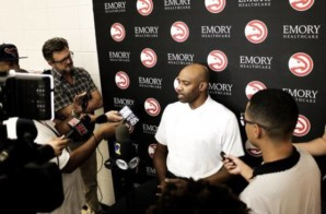 Vince Carter Talks His Role Mentoring Trae Young, John Collins and the Young Atlanta Hawks (Video)