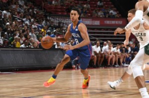 Get Well Soon: Philadelphia Sixers Rookie Zhaire Smith Suffers a Foot Injury
