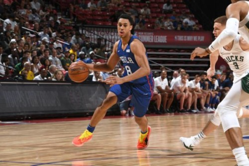 Zhaire-2-500x334 Get Well Soon: Philadelphia Sixers Rookie Zhaire Smith Suffers a Foot Injury