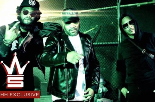 Bun B – Recognize Ft. T.I. x Big K.R.I.T. (Video)