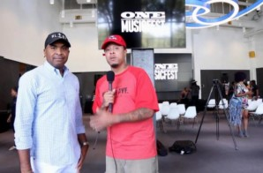 J.Carter Talks OneMusicFest 2018, The Growth of the Festival, the Crunk Set, The Fest Lineup & More (Video)
