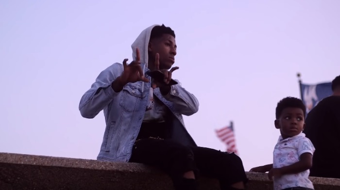 fourcop Nba Youngboy - Drawing Symbols (Video)