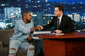 Kanye West To Return To Jimmy Kimmel Live!