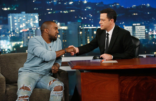 kanye-kimmel-1-500x325 Kanye West To Return To Jimmy Kimmel Live!