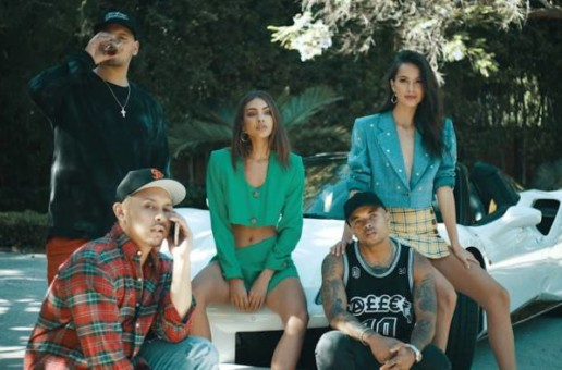 Bobby Brackins – Whiplash 2.0 feat. Marc E. Bassy & P-Lo (Official Video)