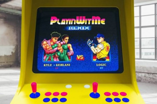 KYLE – Playinwitme (Remix) ft. Logic & Kehlani
