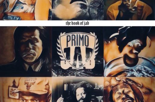 Primo Jab – The Book of JAB (Album)