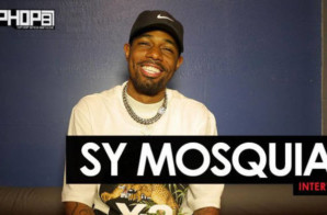 "Sy Mosquiat Talks ""Grease"" Mixtape, His ""Love Ya Face"" Clothing Company & More with HipHopSince1987"