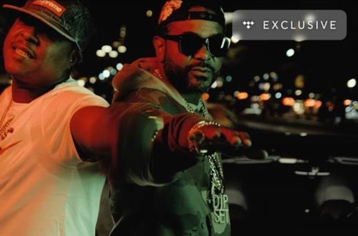 Jim Jones – Dust and Powder ft. Jadakiss (Video)