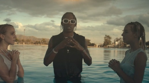 Travis Scott – Stop Trying to be God (Video)