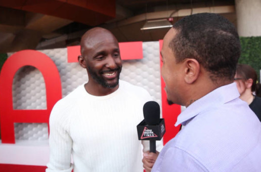 Coach Lloyd Pierce Talks the Oakland Raiders, His Upcoming First Season with the Atlanta Hawks & More (Video)