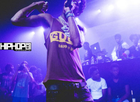 HHS87 Exclusive! Lil Baby Philly Concert Photos by Slime Visuals