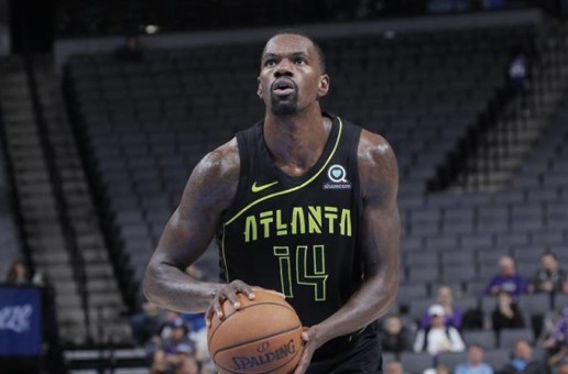 True To Atlanta: Atlanta Hawks Big Man Dewayne Dedmon Will Remain Sidelined For a Few More Weeks
