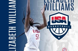 Living The Dream: Atlanta Dream Star Elizabeth Williams Named Finalist to 2018 USA Basketball Women's World Cup Team