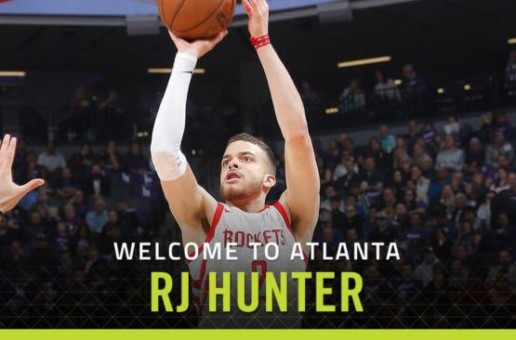 Back Ballin in the A: The Atlanta Hawks Have Signed Guard R.J. Hunter