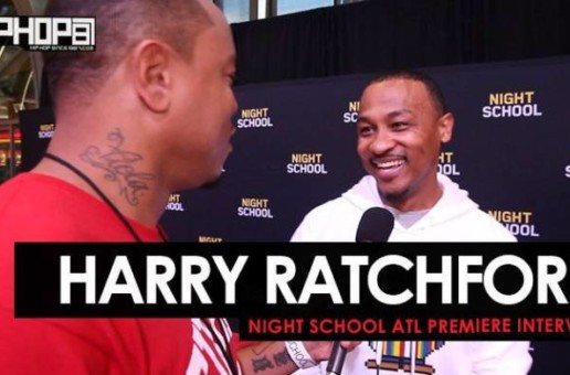 "Harry Ratchford Talks Writing ""Night School"", Working with Kevin Hart, Hart Beat Productions & More (Video)"
